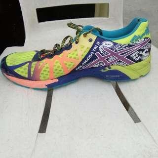 Gel-Noosa Tri 9 Dynamic Duomax Rubber Shoes