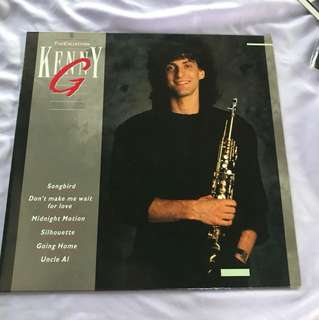 Kenny G - The Collection LP