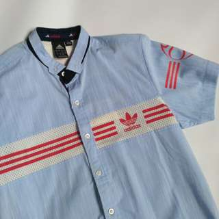Adidas Casual Shirt, Size S