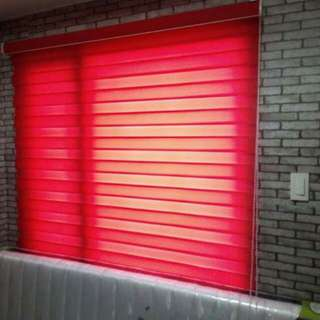 Korean Combi and Roll up Blinds