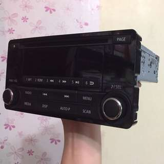 Mitsubishi head Unit / radio player