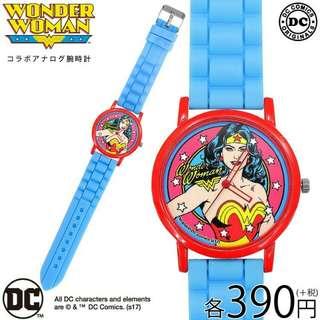 日刺代購神奇女俠女裝手錶