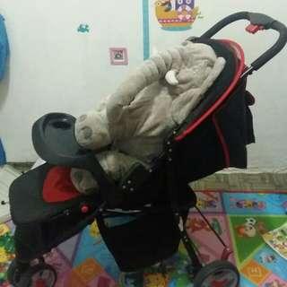 Stroller 2 unit