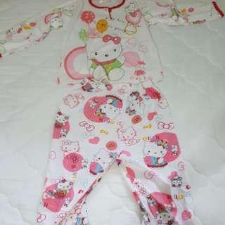 SALE FULL SET Hello Kitty Pyjamas