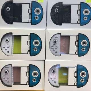 飛智Wee 拉伸手機遊戲手柄 藍牙控制 完美支援王者榮耀/傳說對決 iOS及Android系統通用