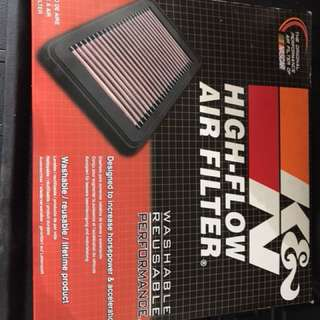 WTS: preloved k&n panel filter for forester sj
