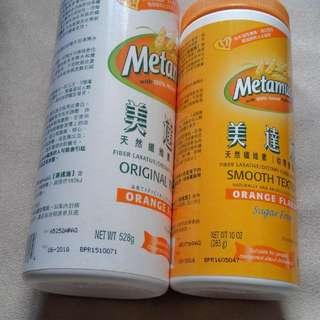 美素達橙粉二瓶