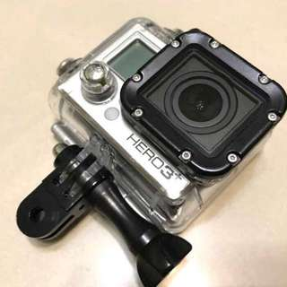 Gopro hero 3 + 可換Apple watch 2以上