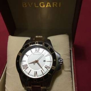 Repriced!  Bulgari Men's Watch Free Shipping