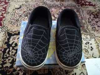 Spiderman boy shoes