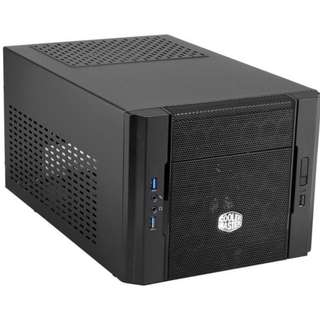 Cheap Cooler Master Elite 130 RC-130-KKN1 Mini-ITX Casing for Mini-ITX Gaming PC and DIY Bitcoin Machine