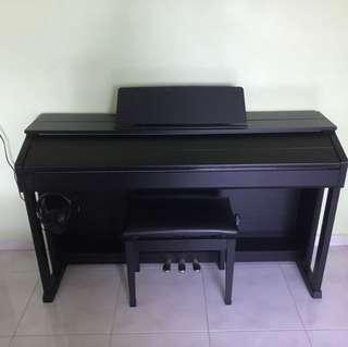casio celviano electric piano