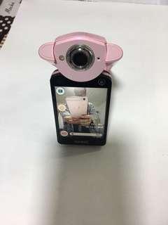 Casio EXILIM EX-TR50 自拍神器 相機 粉紅色 8成新 可議價