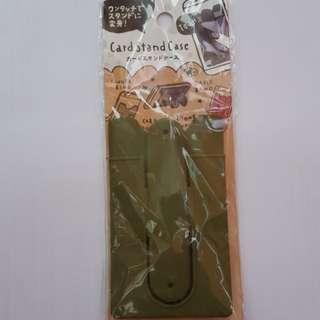 電話 stand case 【日本設計】