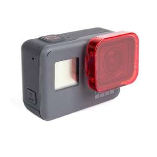 For Gopro Hero 5 / 6 - Red Filter Underwater Diving