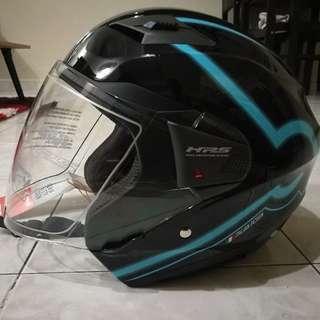 Givi M30.3 Open Face Helmet Dual Visor