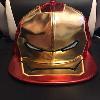 Disney Iron-man Cap