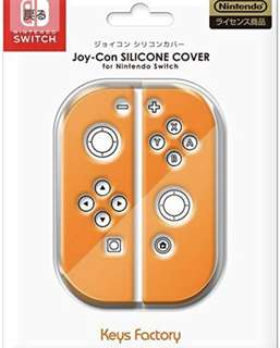 Nintendo Switch - JoyCon Cover(Orange)