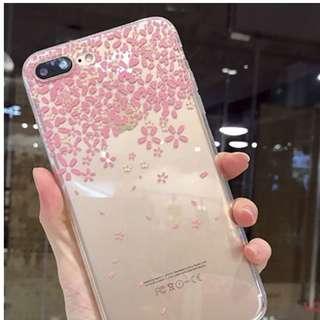 Iphone case Sakura Petals 6, 6+ 7, 7+