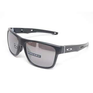 a0fa0cac195 Authentic Brand New in Box Oakley Crossrange OO9361-0657 Matte Black w Prizm  Black