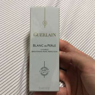 [New] Guerlain Blanc de Perle. UV Shield SPF50