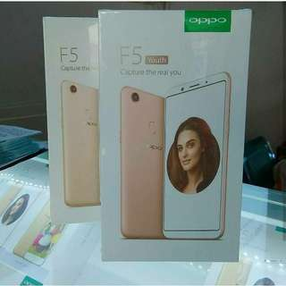 Handphone Oppo F5 Youth Ram 3GB