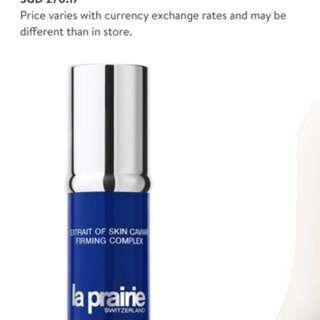 [New] Extrait of Skin Caviar Firming Complex LA PRAIRIE