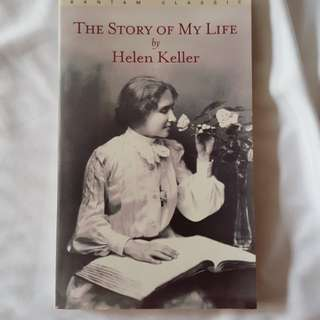 The Story of My Life by Helen Keller (LIKE NEW!)