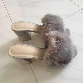 RANDA Furry sliders