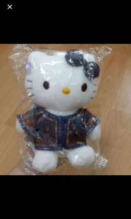 Brand New In Package SIA Singapore Airlines Hello Kitty In Kebaya