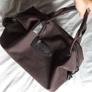 Authentic Tods travel bag