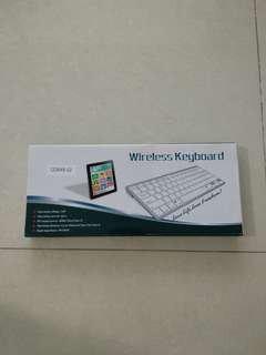 Bluetooth Keyboard for tablets and computers