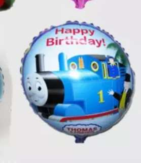 Thomas and Friends helium balloon