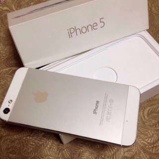 Iphone 5 32gb pre loved
