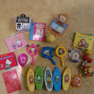 Sanrio little gifts (not for sale)