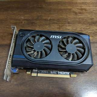 MSI AMD HD 7750