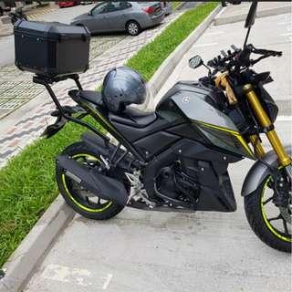 Mt 15 Yamaha Xabre