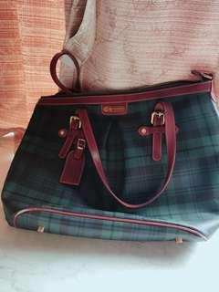 Polo f4size handbag