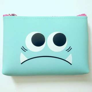 Cute Monster Pouch