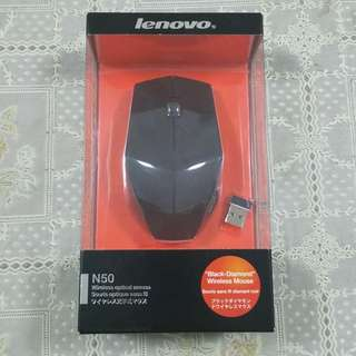 N50 wireless optical mouse