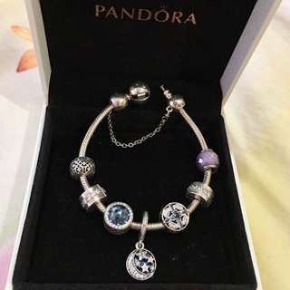Pandora Bracelet and Cleaning Kit