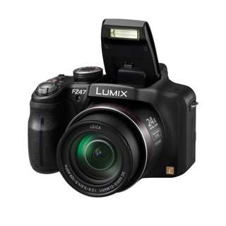 PANASONIC DIGITAL CAMERA DMC-FZ47