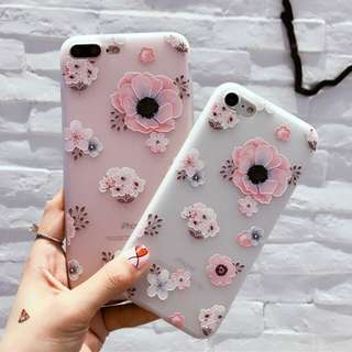 Iphone case Frosted Sakura