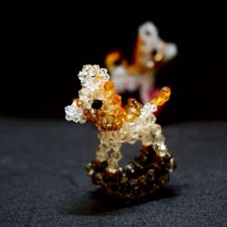 Beads art - Mini Horse ( playground )