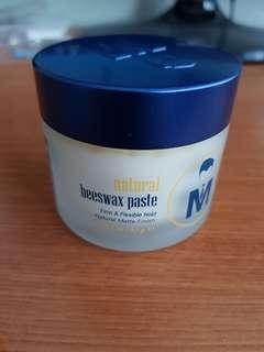 Mister Pompadour Natural beeswax
