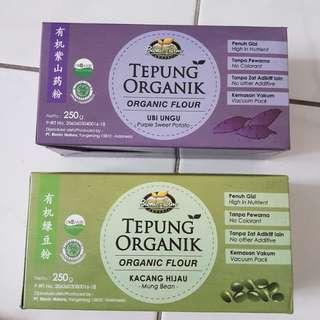 Bionic farm tepung organik
