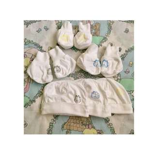 Baby Booties and Bonnets