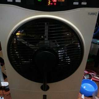 TURBO Cool Mist panel Fan二手八成新西貢區