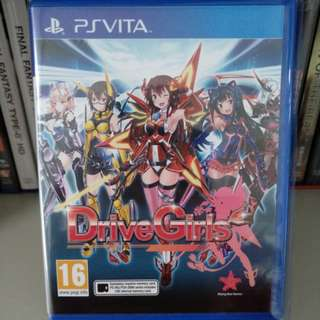 PS Vita - Drive Girls