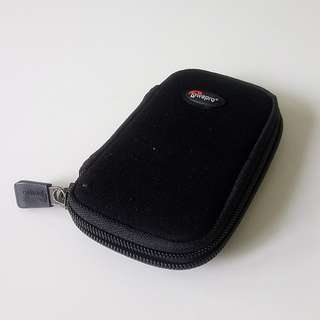 BN Authentic Lowepro Memory Cards Zip Case